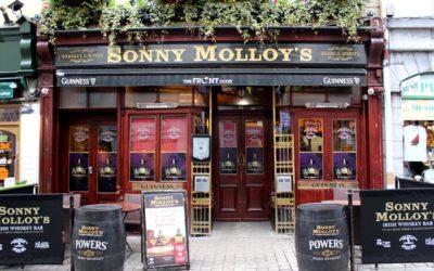 World 1st for Sonny Molloy's