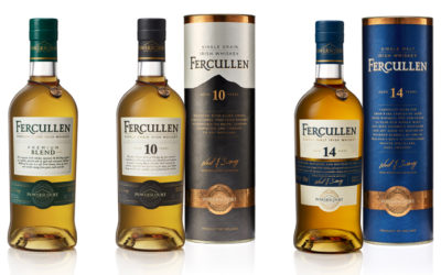 The Powerscourt Distillery Introduces Fercullen Whiskeys