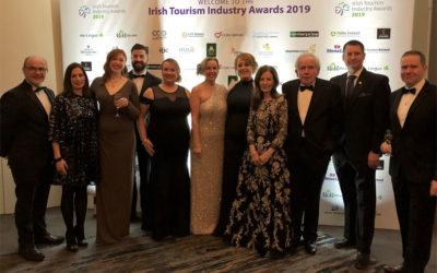 Pearse Lyons Distillery Wins Prestigious Award